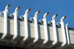 Ventilation system Royalty Free Stock Photography