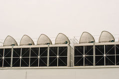 Ventilation systems Royalty Free Stock Photo