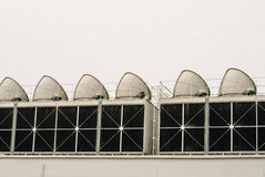 Ventilation systems Royalty Free Stock Photography
