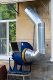 Ventilation unit Royalty Free Stock Images