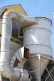 Ventilations-Systems-Detail Lizenzfreie Stockfotos