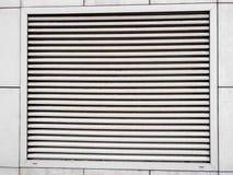 Ventilationsraster Fotografering för Bildbyråer