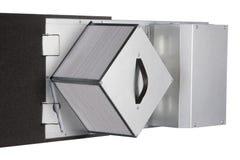 Ventilationssystem, enhet för värmeåterställning Royaltyfria Bilder