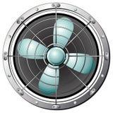 ventilator 01 Royaltyfria Bilder