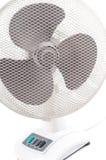 Ventilator. Shot of electrical ventilator isolated on white Royalty Free Stock Photo