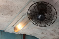 ventilator Royaltyfri Bild