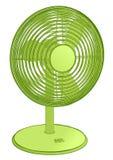 ventilator royaltyfri illustrationer
