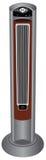 Ventilator met afstandsbediening Stock Afbeelding