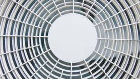 Ventilator met bescherming stock footage
