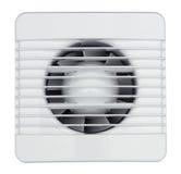 Ventilator op wit Royalty-vrije Stock Afbeeldingen