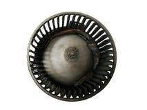 Ventilator van airconditionersysteem in auto Royalty-vrije Stock Fotografie