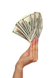 Ventilator van crisishitte royalty-vrije stock foto's