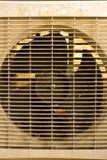 Ventilator van lucht-compressor royalty-vrije stock afbeelding
