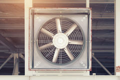 Ventilatorairconditioner Stock Foto