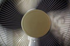 Ventilatorbladen Royalty-vrije Stock Afbeelding