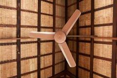 Ventilatore da soffitto Immagini Stock