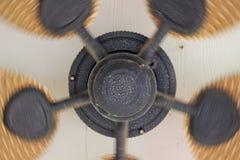 Ventilatore da soffitto all'aperto immagine stock