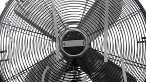 Ventilatore da tavolo Immagini Stock Libere da Diritti