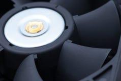Ventilatore del computer Fotografie Stock Libere da Diritti