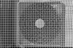 Ventilatore del condizionamento d'aria fotografie stock libere da diritti