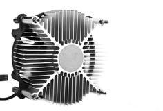 Ventilatore del CPU Immagini Stock