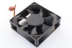 Ventilatore del dispositivo di raffreddamento del calcolatore Immagini Stock Libere da Diritti