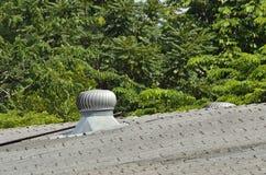 Ventilatore del tetto Fotografia Stock Libera da Diritti