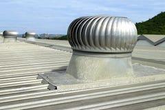 Ventilatore del tetto fotografie stock libere da diritti