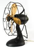 Ventilatore dell'annata fotografie stock