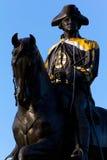 Ventilatore di Bruins #1 di Boston Fotografia Stock Libera da Diritti