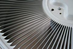 Ventilatore di filatura del aircon Fotografia Stock