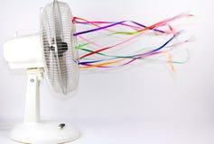 Ventilatore elettrico immagine stock