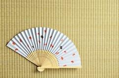 Ventilatore giapponese Fotografia Stock Libera da Diritti