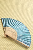 Ventilatore giapponese Fotografie Stock