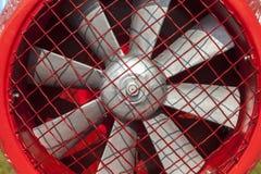 Ventilatore industriale fotografie stock
