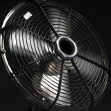 Ventilatore o ventilatore nell'azione Fotografia Stock