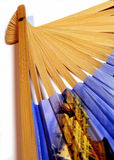 ventilatorfolding Fotografering för Bildbyråer