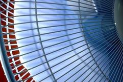 Ventilatorgrill Royalty-vrije Stock Afbeeldingen