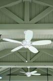 Ventilatori di soffitto Fotografie Stock Libere da Diritti