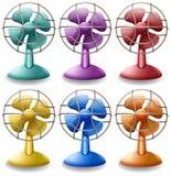 Ventilatori elettrici royalty illustrazione gratis