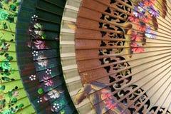 Ventilatori spagnoli Immagini Stock