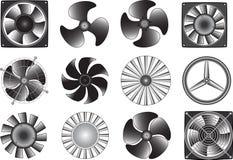 Ventilators Stock Photography