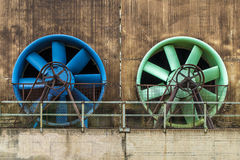 Ventilators Royalty Free Stock Images