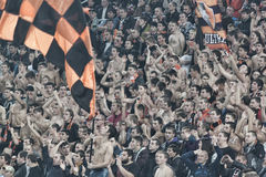 Ventilators van FC Shakhtar Donetsk Royalty-vrije Stock Foto