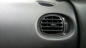 Ventilazione del aircon dell'automobile Fotografia Stock