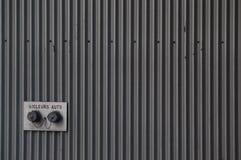 ventiler för strömförsörjning två Fotografering för Bildbyråer