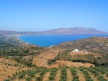 Ventili la fotografia, Kissamos, Chania, Creta, Grecia Fotografia Stock Libera da Diritti