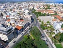 Ventili la fotografia, la città di Chania, Creta, Grecia Immagine Stock