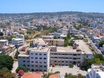 Ventili la fotografia, la città di Chania, Creta, Grecia Fotografia Stock Libera da Diritti