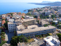 Ventili la fotografia, la città di Chania, Creta, Grecia Immagini Stock